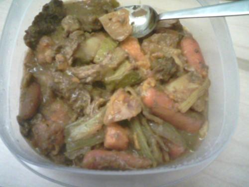 stew lunch