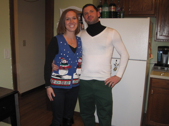 Cousin eddie christmas sweater