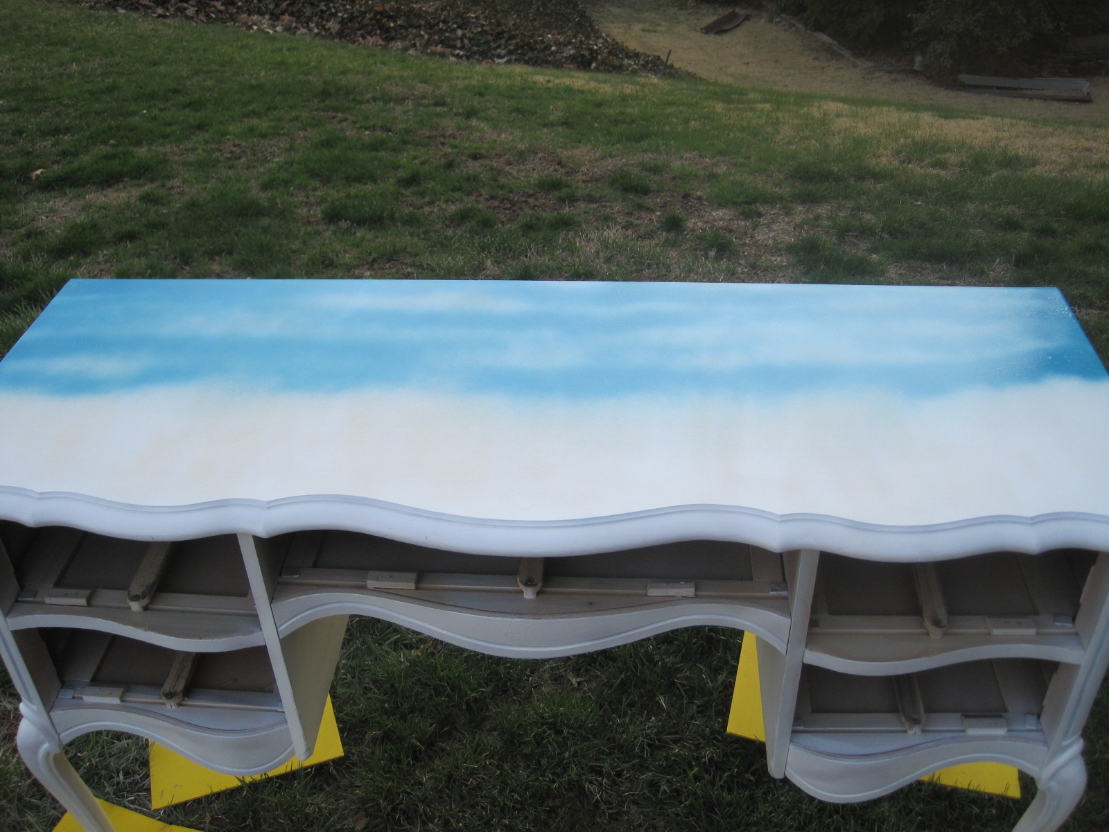 Spray Paint Colors For Wood Furniture Images